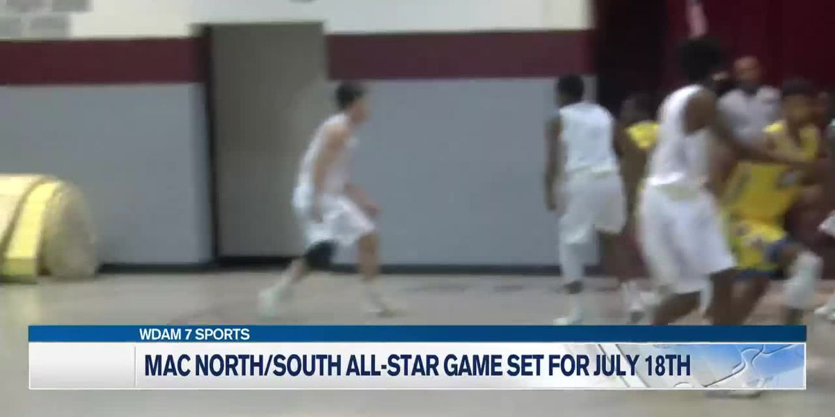 MAC North/South All-Star Basketball Game set for July 18th