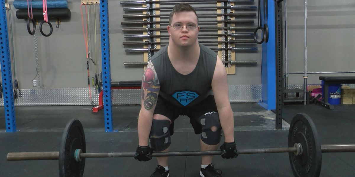CrossFitter with special needs receives overwhelming support for T-shirt design