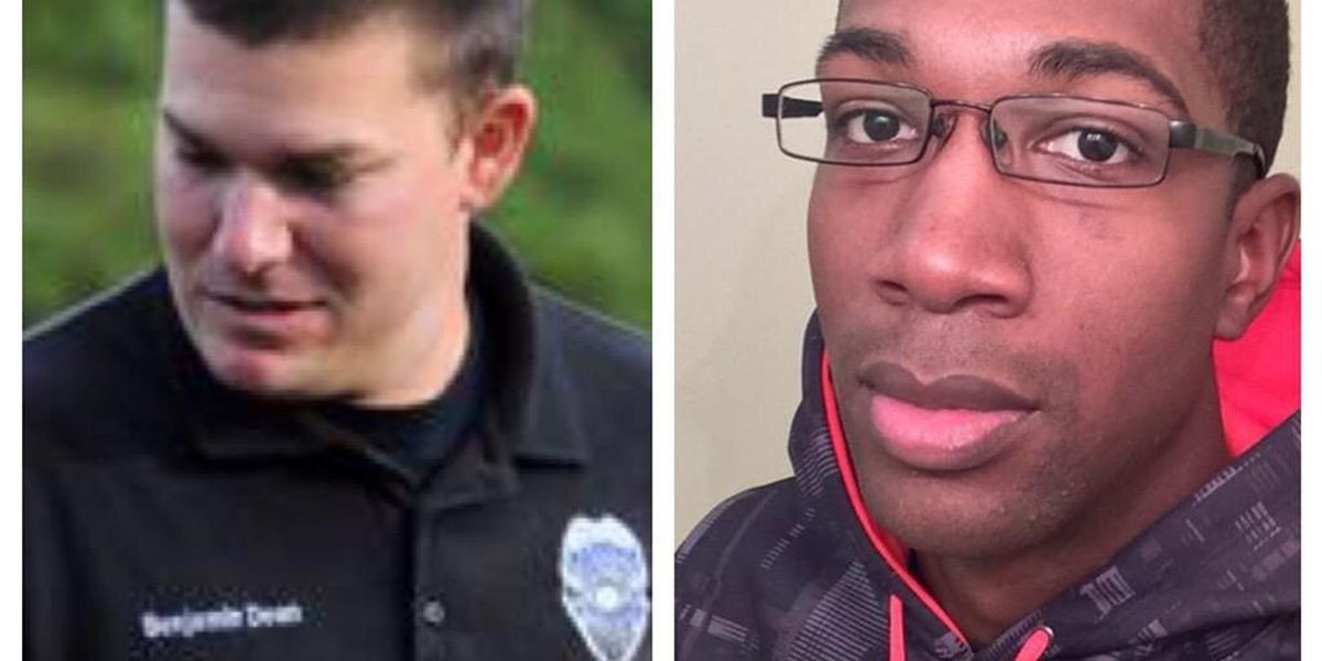 Manner of death of two slain officers released