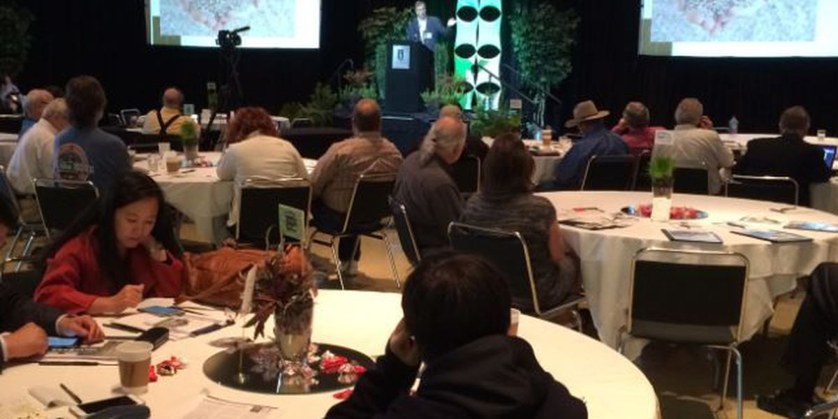 People from Asia, South America, Middle East attend Hattiesburg company seminar