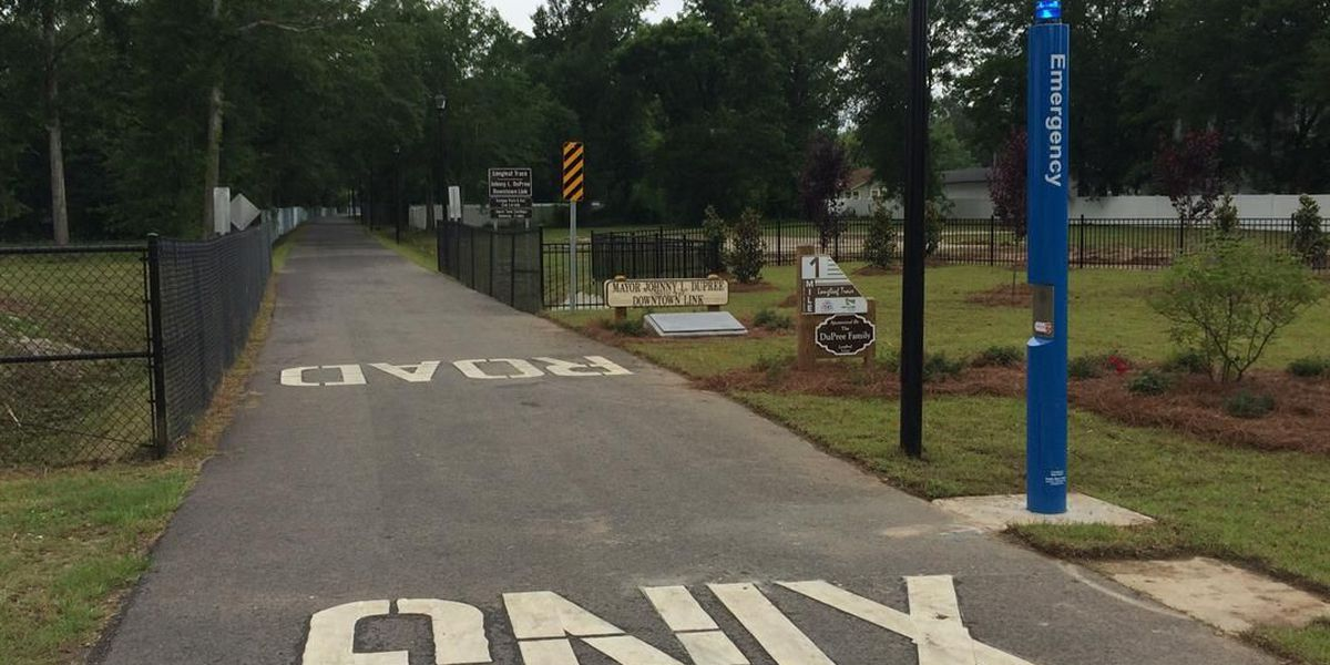 Final phase of Longleaf Trace dedicated