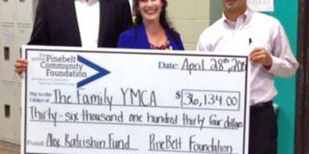 Local foundation donates $36K+ to Family Y through endowment fund