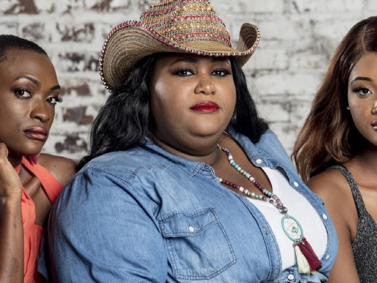 Black female country trio from South Mississippi on the rise