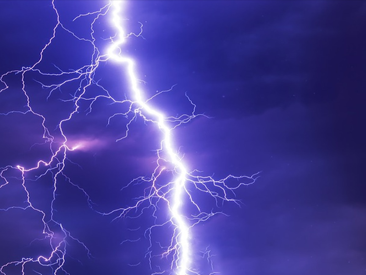 Experts provide tips as Lightning Safety Awareness Week approaches