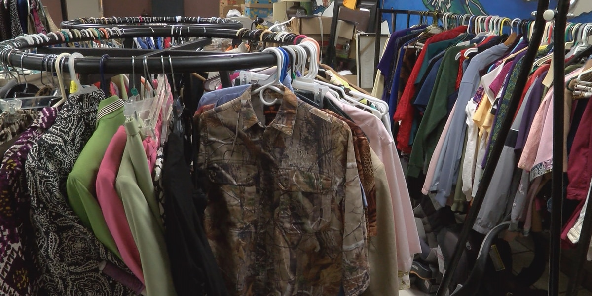 Christian Services selling off excess thrift store inventory during 'Mega Yard Sale'