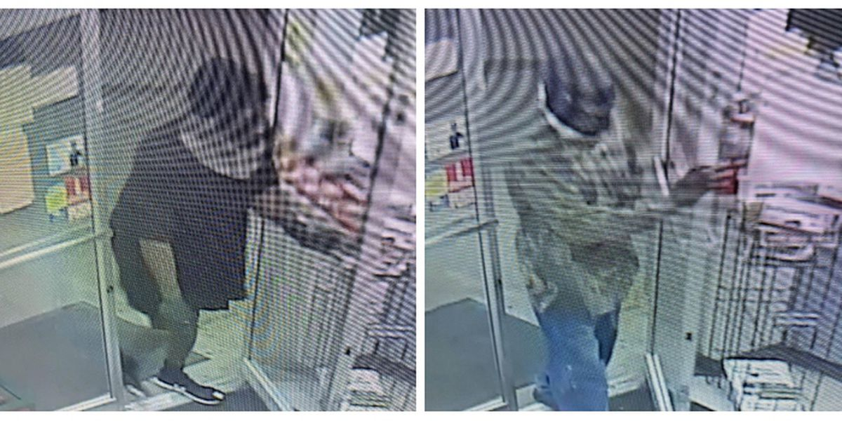 JCSD seeking two armed robbery suspects