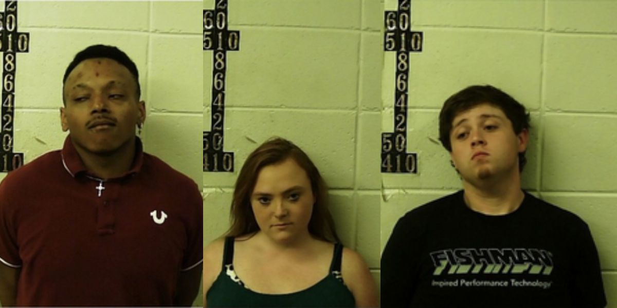 Kidnapping, robbery suspects appear in Jasper Co. court