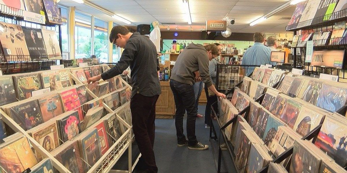 T-Bones Records and Cafe celebrates Record Store Day