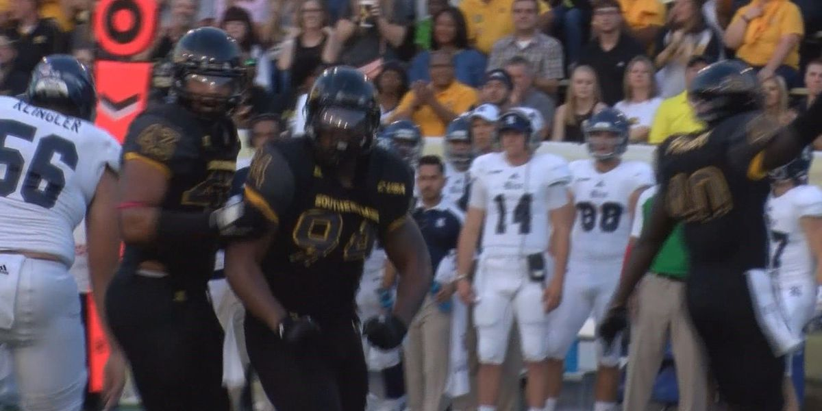 USM looks to right ship against North Texas