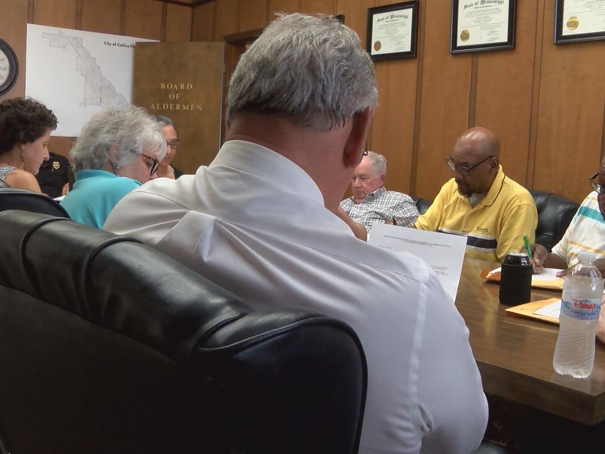 Collins aldermen adopt 2020 fiscal budget