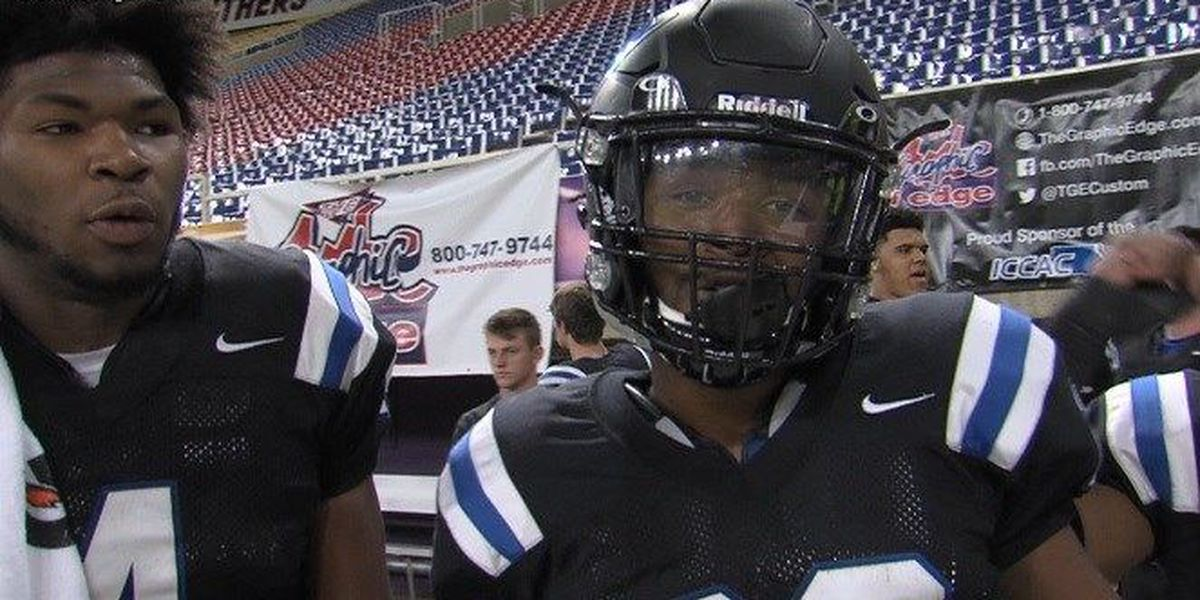 Jay Hopson excited about new signee Ky'el Hemby