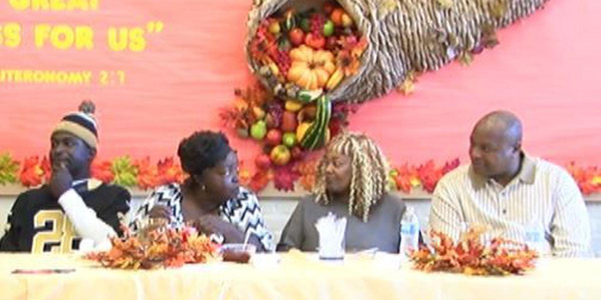 Laurel councilman hosts Thanksgiving dinner for house fire victims