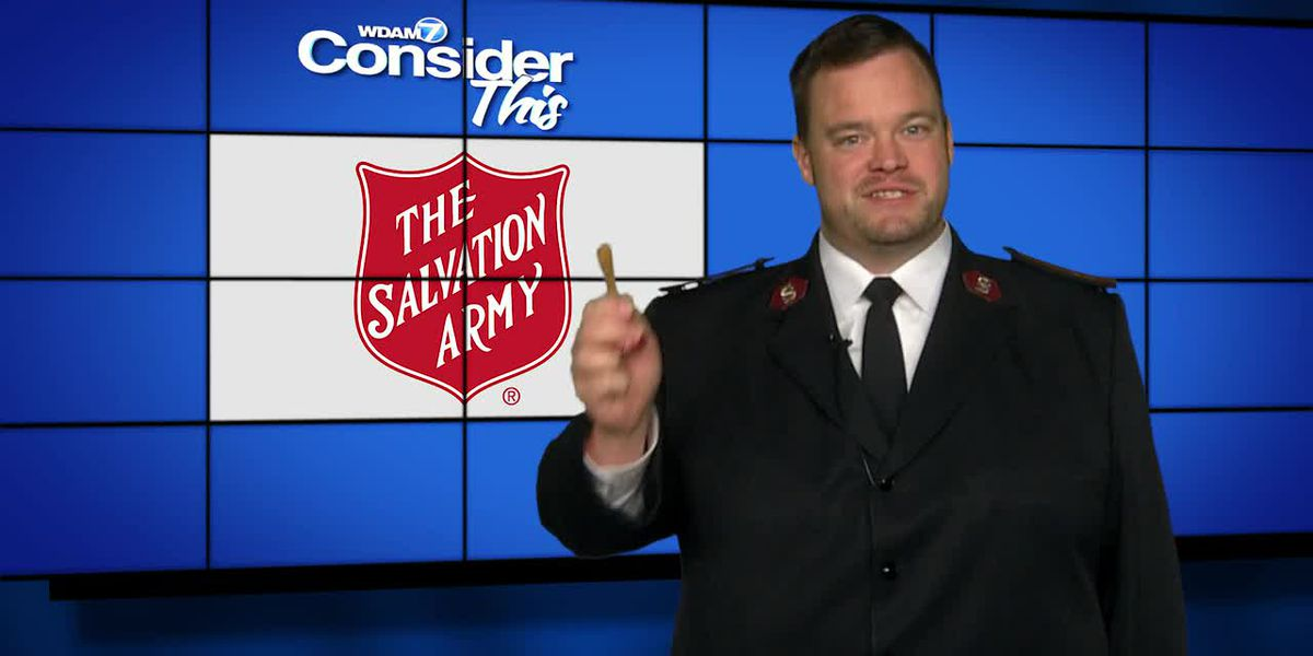 Consider This: Ring a bell for the Salvation Army