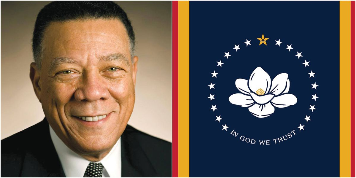 Miss. first black Supreme Court judge: New flag shows the state is moving forward