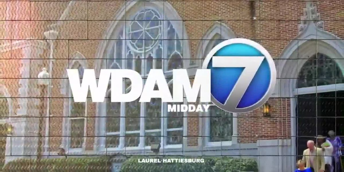WDAM 7 Headlines at Midday 12/13