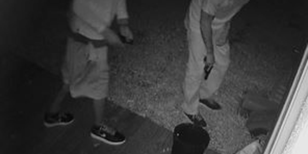 PHOTOS: HPD searching for residential burglary suspects