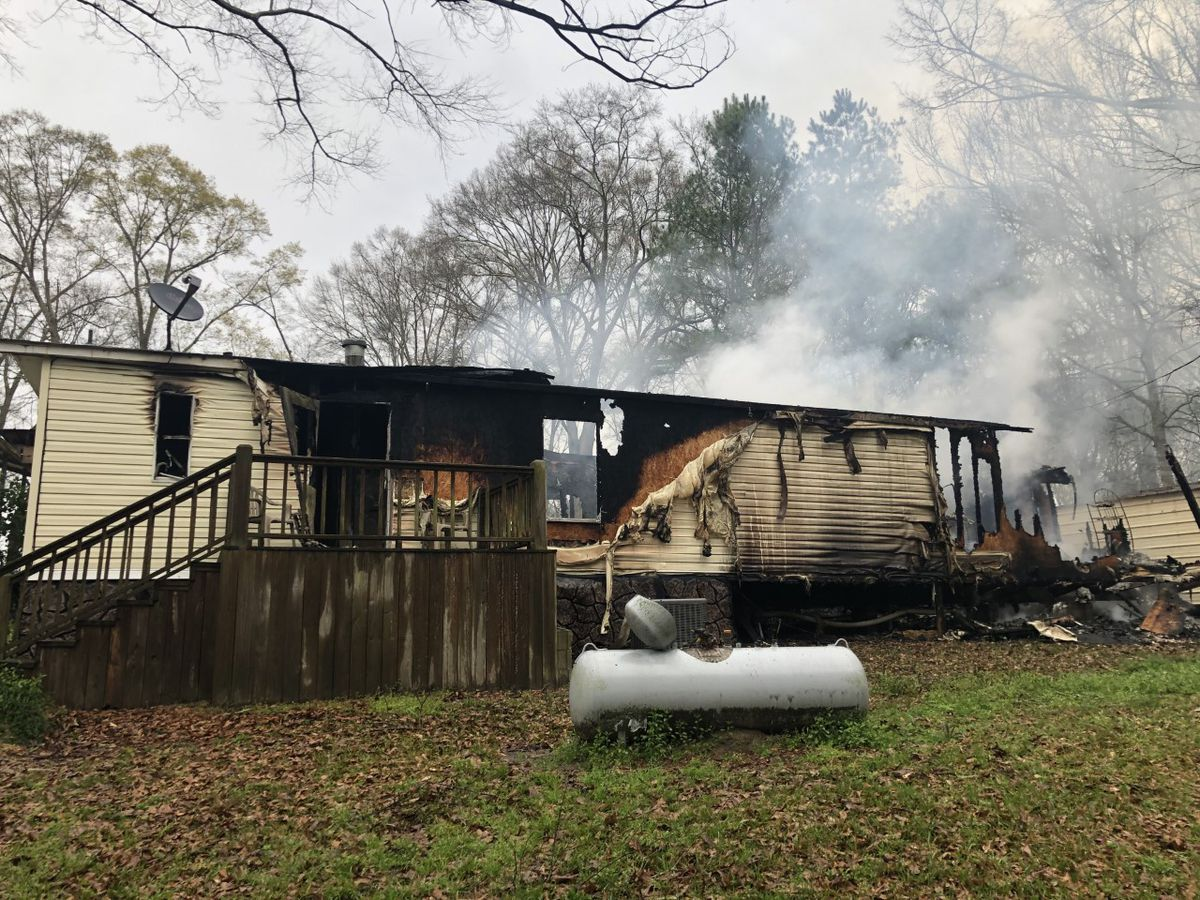 Early morning house fire claims one life in Ellisville