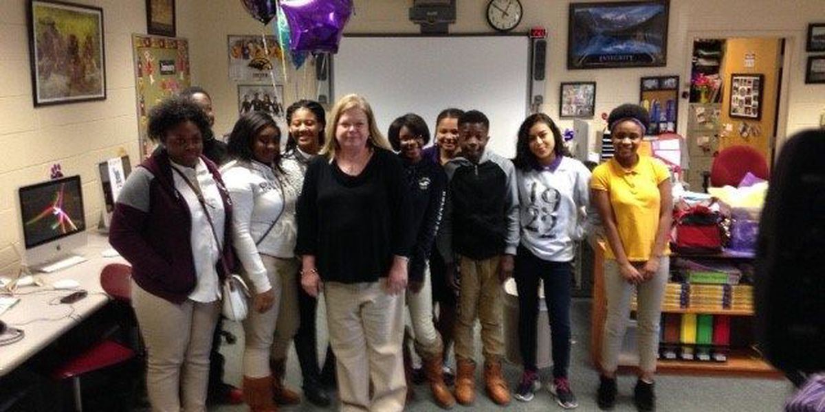 HPSD names its teacher of the year