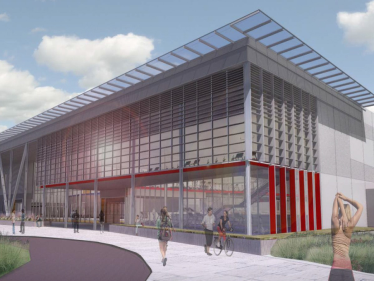 Ole Miss to open $32M campus recreation center this month