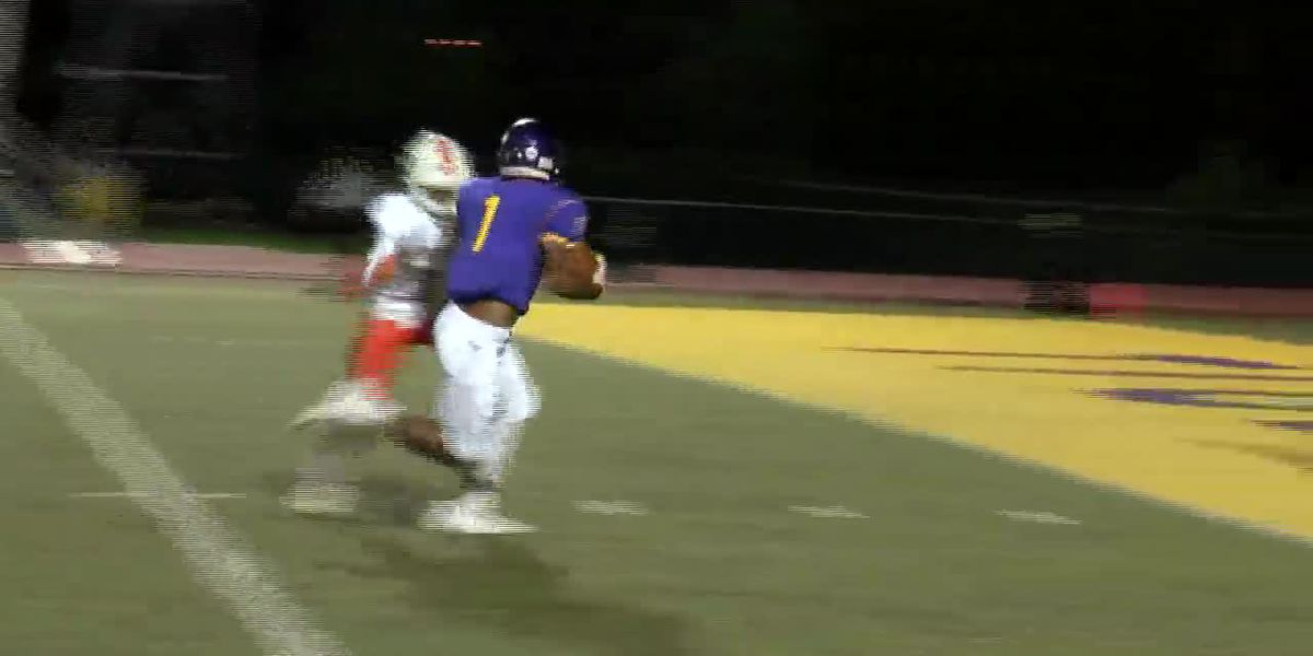 West Harrison at Hattiesburg highlights