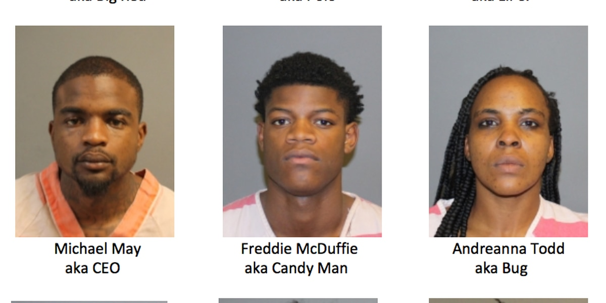 4 charged in gang-related shooting; additional suspects sought