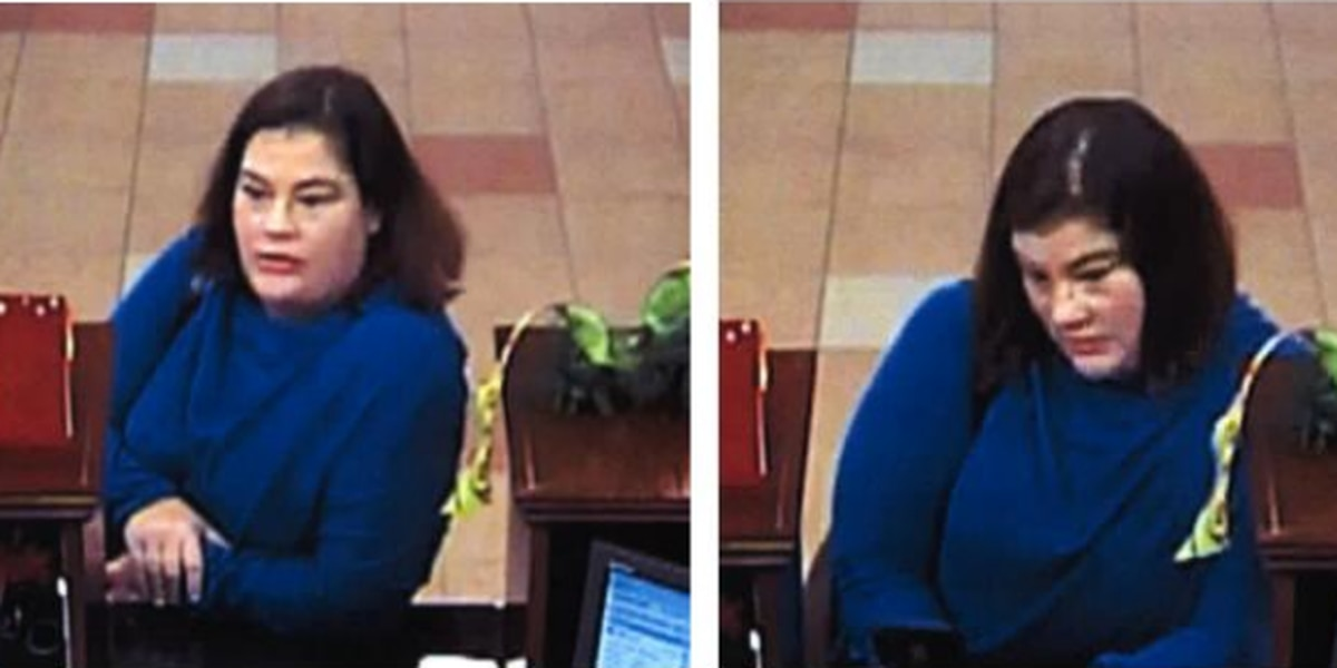 Hattiesburg police searching for forgery suspect