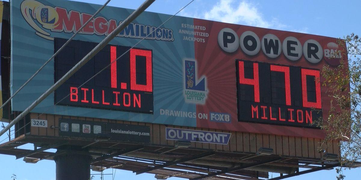 Mississippians head to Louisiana for winning jackpot tickets