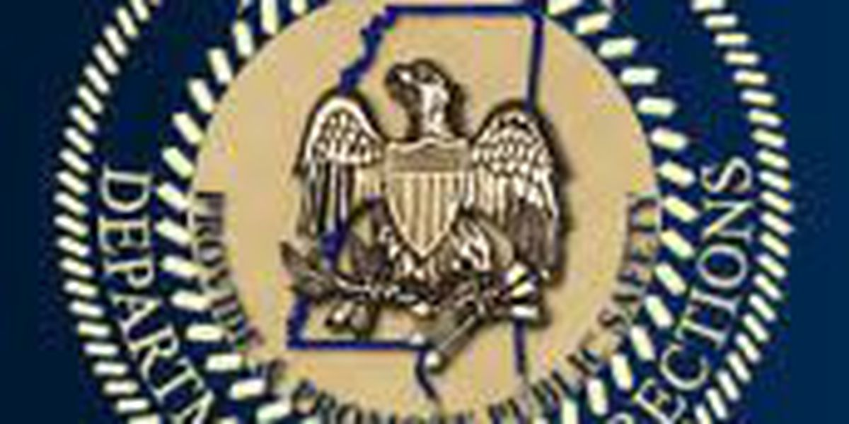 Mississippi Department of Corrections hiring correctional officers