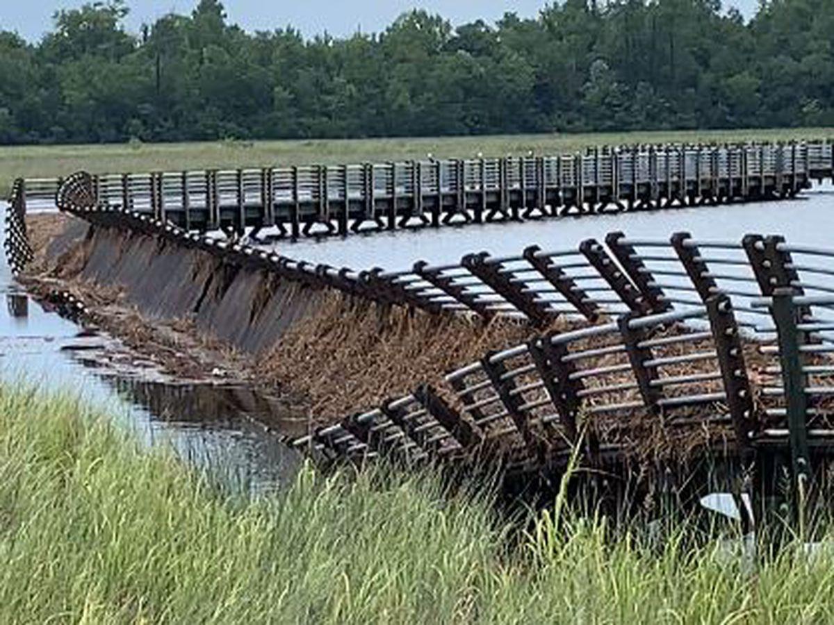 Mississippi denied federal public assistance for Tropical Storm Cristobal