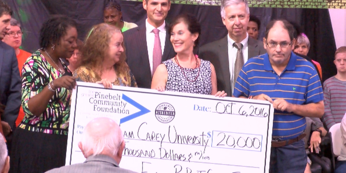 William Carey receives $20,000 in grants to help those with intellectual disabilities