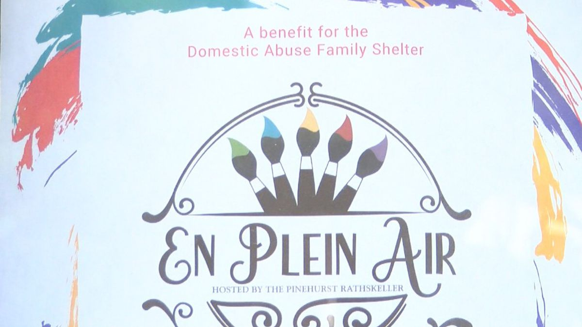 Upcoming art event in Laurel to benefit domestic abuse shelter