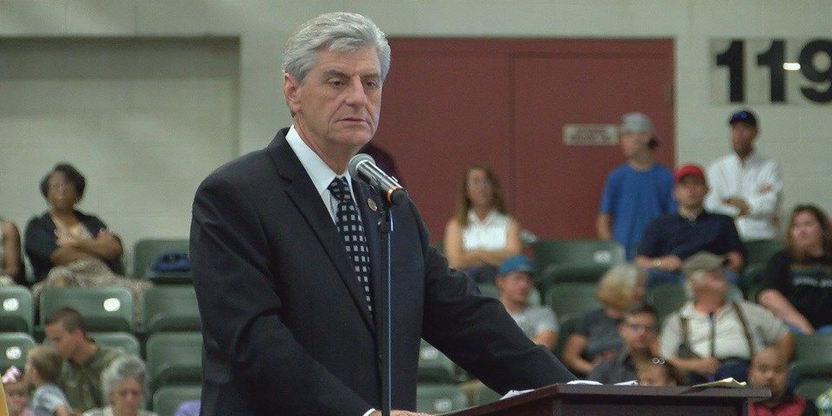 Gov. Phil Bryant reacts to religious freedom lawsuit