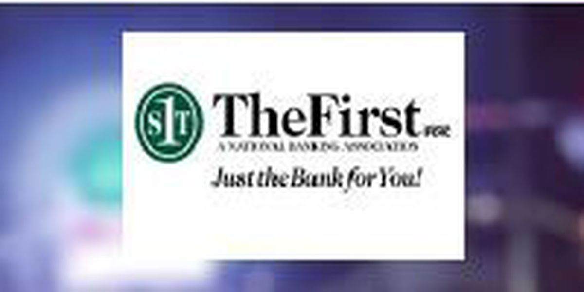 The First reports 45 percent increase in operating net earnings