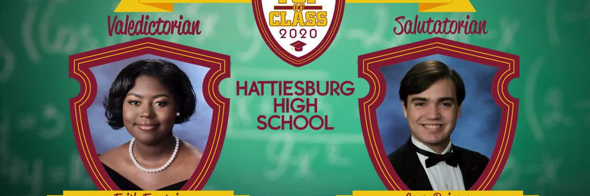 Top of Class: Hattiesburg High School and Prentiss Christian School