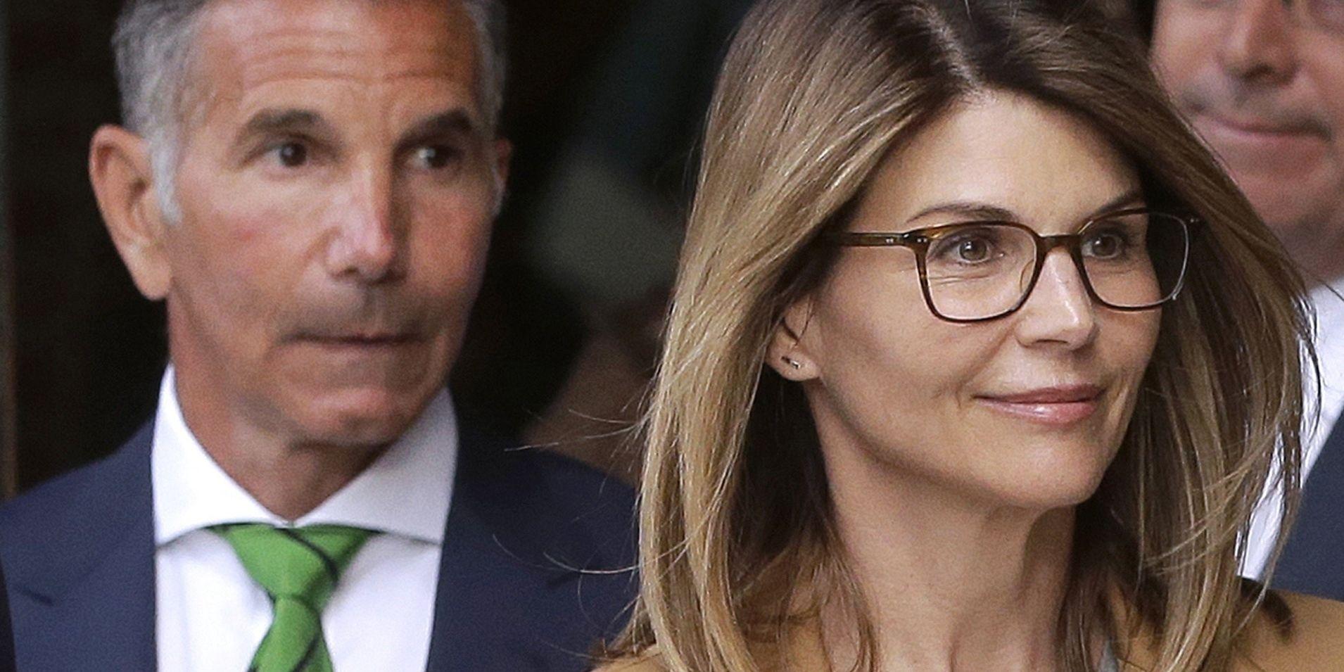 Lawyers: New evidence backs Loughlin, Giannulli's innocence