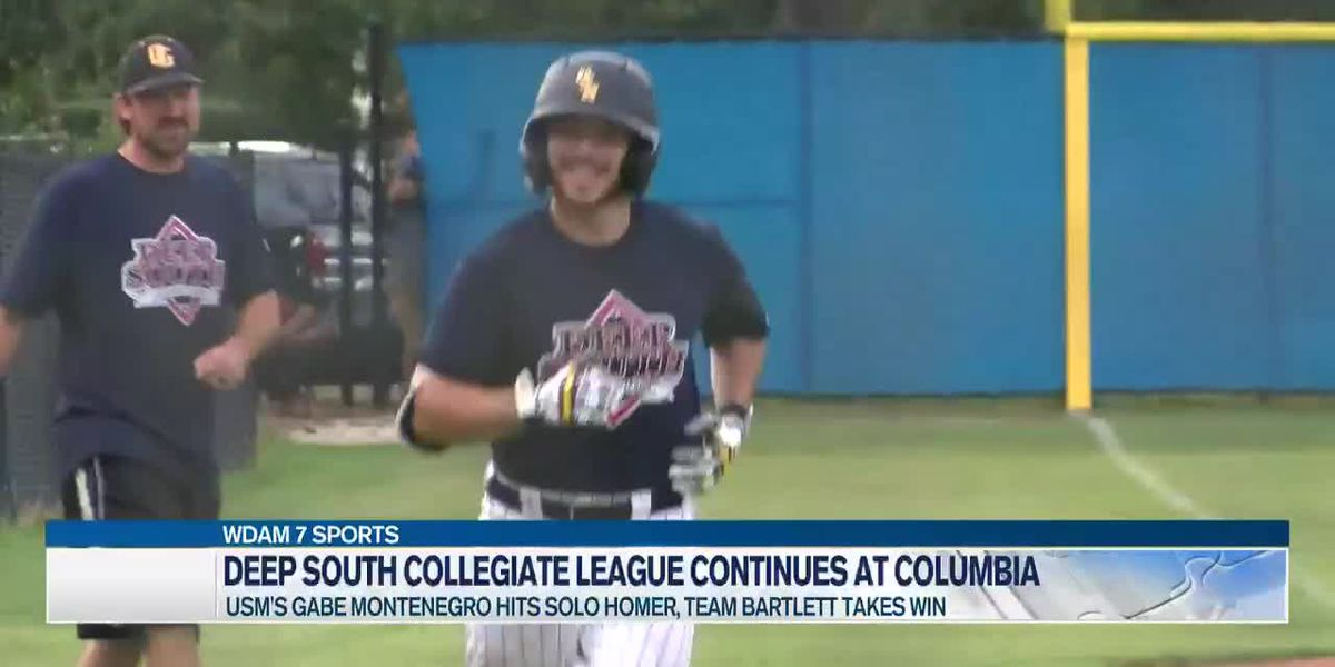 Deep South Collegiate provides another Wednesday of baseball