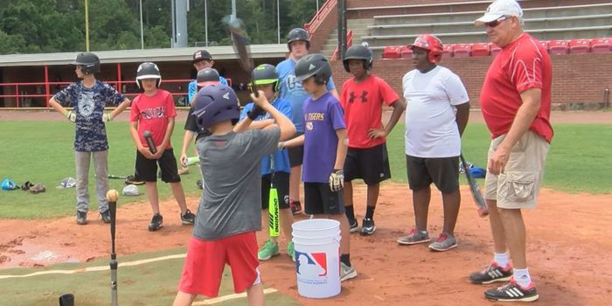 William Carey holds summer baseball camps