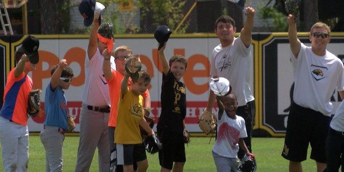 Summer sports camps around the Pine Belt