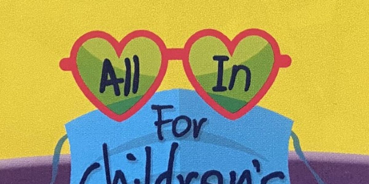 Sanderson Farms launches 'All In For Children's' mask campaign
