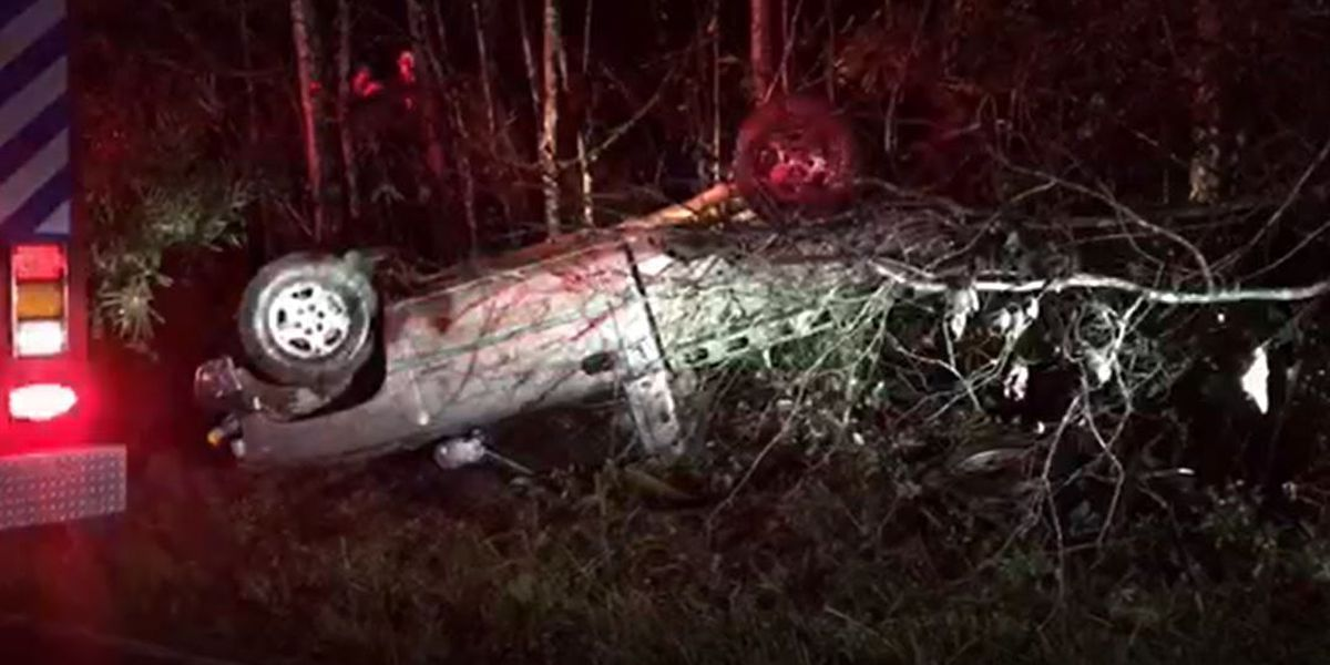Teen killed in Lamar County crash identified