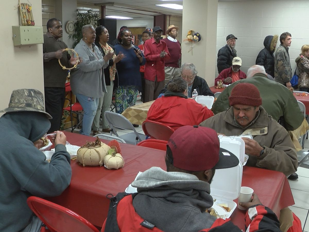 Christian Services feeds thousands with annual Thanksgiving meal
