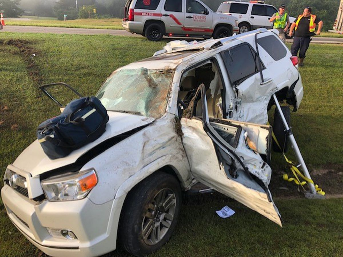 Crash in Jones Co. leaves one driver injured