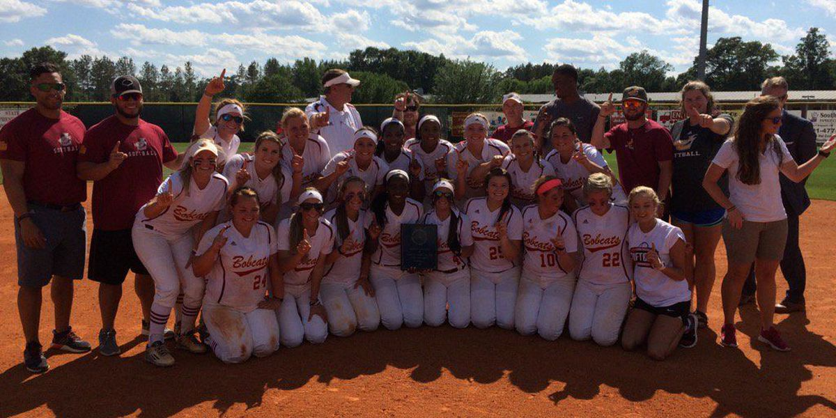 No. 5 Lady Bobcats capture MACJC title with 2-0 win over Miss. Gulf Coast