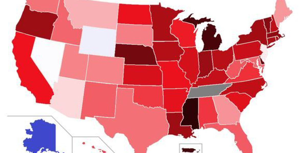 Study: Mississippi is the worst state for job-seeking law school grads