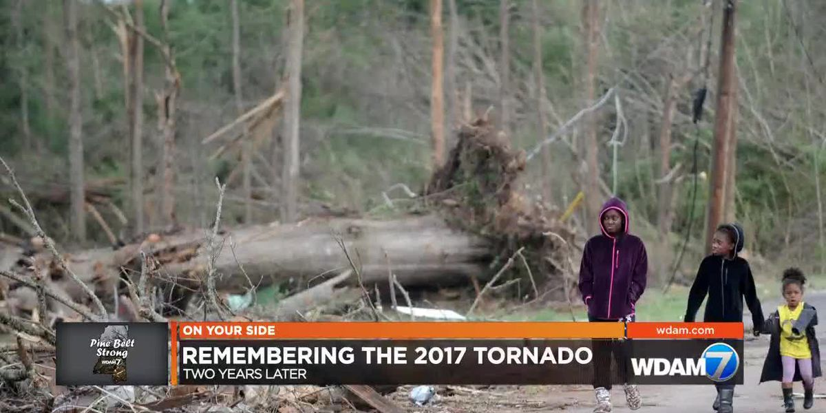 Pine Belt Strong: Two Years Later, remembering the 2017 tornado