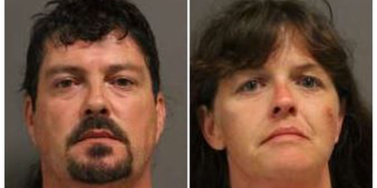 Forrest County domestic dispute lands two behind bars