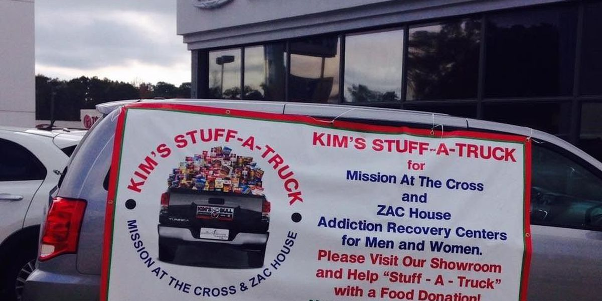 Kim's No Bull Stuff-A-Truck now accepting donations