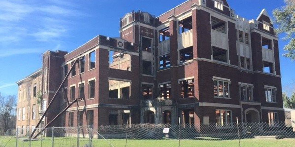 Old HHS building slated for possible residence for seniors