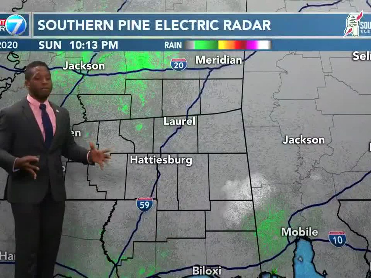 Rain returning to Pine Belt this week