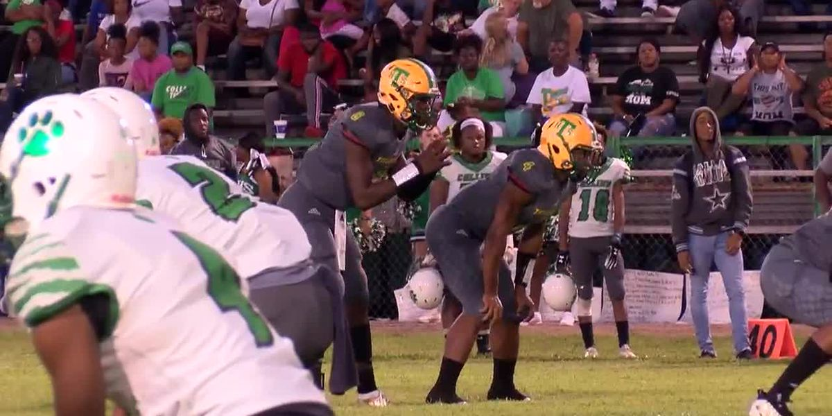 High School Highlights: Taylorsville at Collins